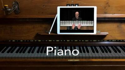 onlinelessons.tv: Piano-Mitgliedschaft