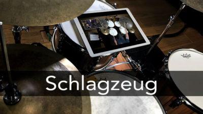 onlinelessons.tv: Schlagzeug-Mitgliedschaft