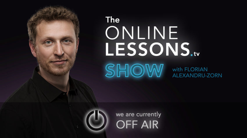 OnlineLessons-Show-off-air