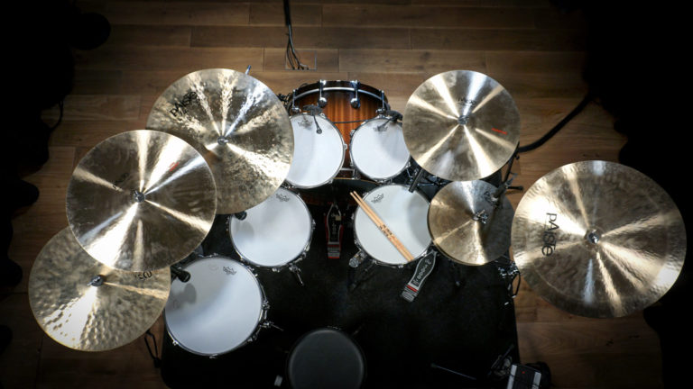 Felix Lehrmann Setup Top View