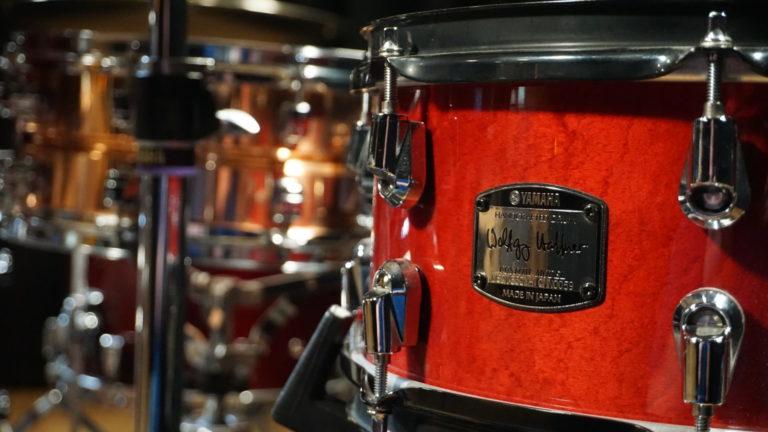 Signature Snare + Copper Snare